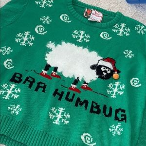 Ugly Christmas sweater women's size L/XL